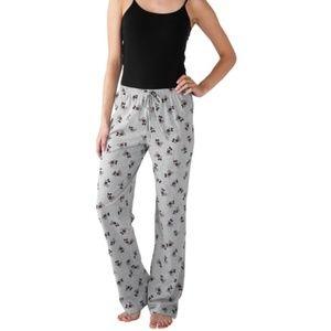 ❤ Newly Added: Mickey Mouse Gray Pajama Pants